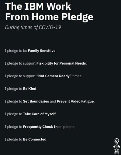 IBM Pledge